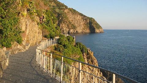 Via Dell Amore Cinque Terre Cinque Terre Italie
