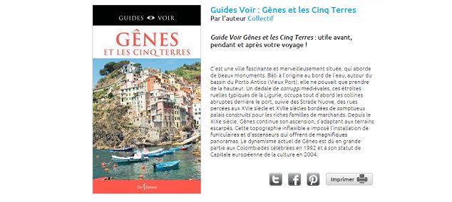guide touristique italie