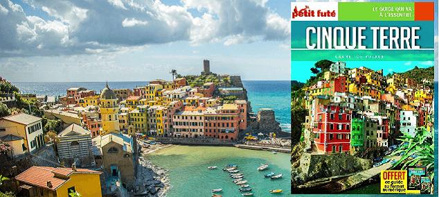 Le guide de poche pour votre voyage dans les Cinque Terre
