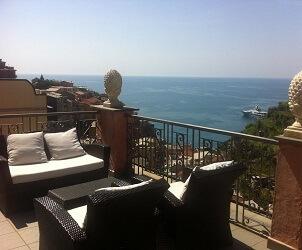 hotel du mois Cinque Terre